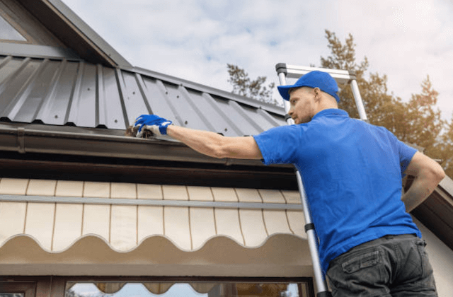 gutter cleaning in cleveland